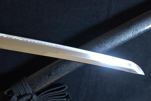 長尺刀 三尺 野武士半太刀-nobushi-  しのびや特製刀剣証明書・クリーニングクロスセット  数量限定即納品!