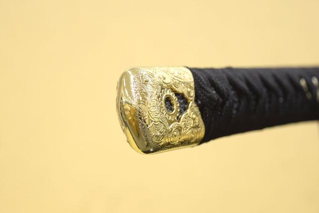模造刀 しのびやオリジナル刀剣 戦国武将 上杉家宝刀・姫鶴一文字 鑑賞用美術刀剣証明書付き
