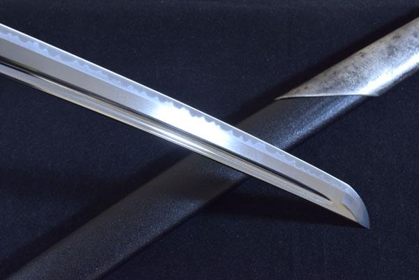 高級居合刀 服部半蔵愛刀 -古備前包平- しのびや特製刀剣証明書・クリーニングクロス・刀袋セット 数量限定即納品!