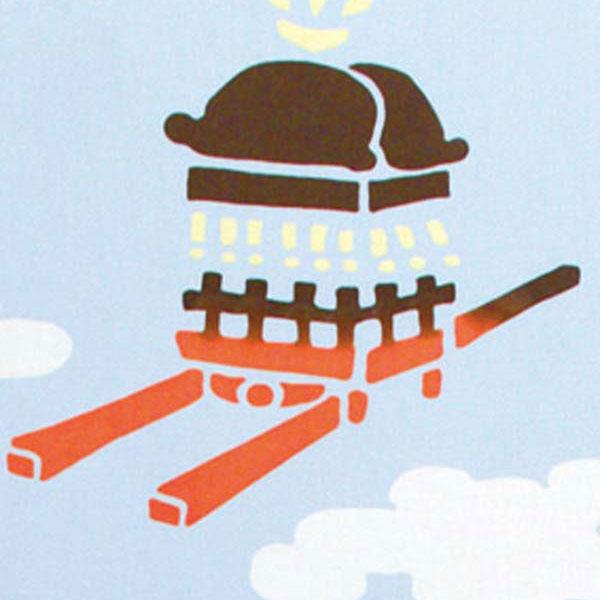 kenema 注染手拭い お祭り騒ぎ 夏の風物詩 kenema-51228