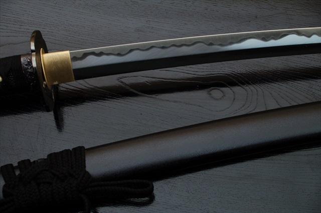[名刀シリーズ-刀匠] 和泉守兼定 土方歳三愛刀 -亜鉛合金刀身- (刀袋付き)