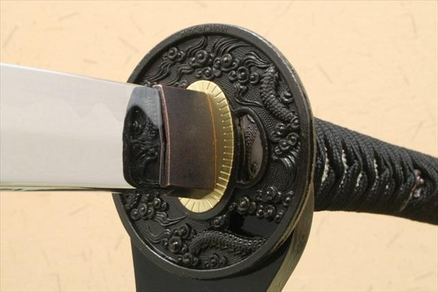 模造刀-美術刀 上黒石目・大刀