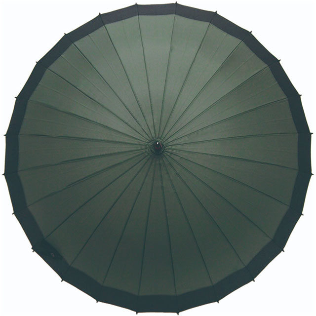 傘 和傘 雨傘「蛇の目風和傘」24本骨 サントス santos 60cm JK-01 全6色