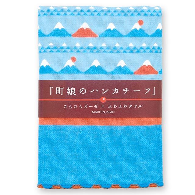 ミヤコレ 町娘のハンカチーフ 『富士景色』