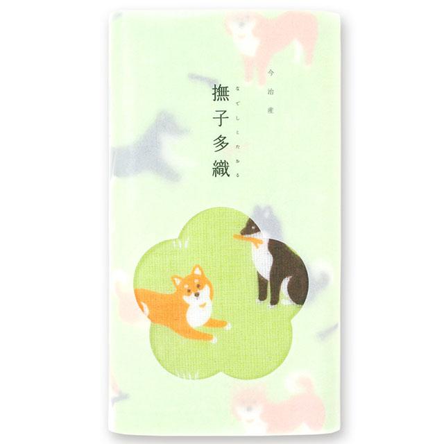 ミヤコレ 撫子多織- なでしこたおる 『柴犬(しばいぬ)』 今治日本製 今治タオル 『 miyacole-05650
