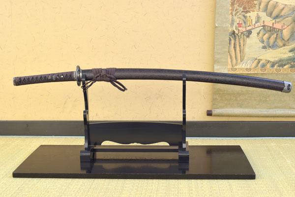模造刀 戦国武将 毛利元就拵え 西国の雄「三矢の訓え」