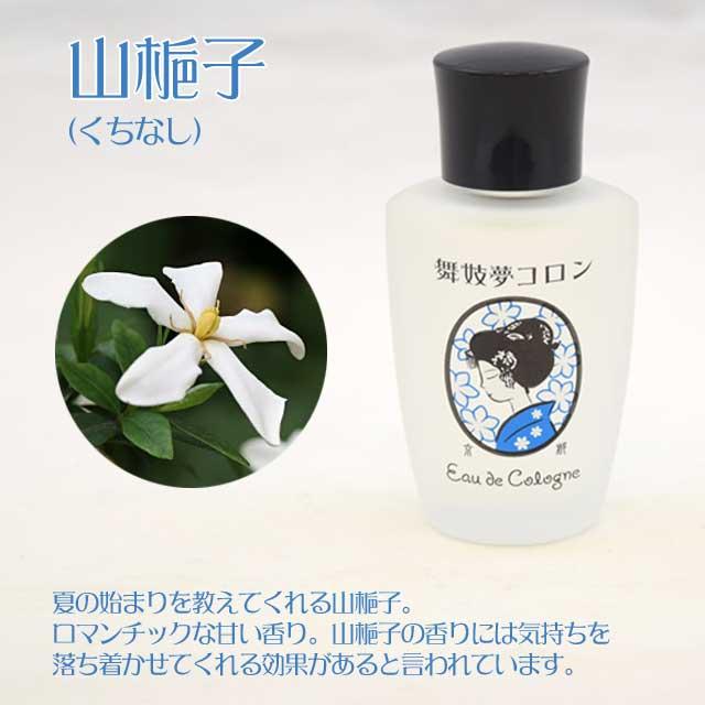 舞妓夢コロン 京都の香り5セット - 京都限定のオーデコロン 香水 和雑貨 癒し 香り