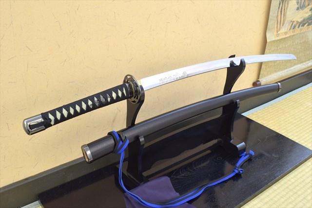 刀剣乱舞-ONLINE- オリジナル模造刀 「大和守安定」 数量限定即納品!