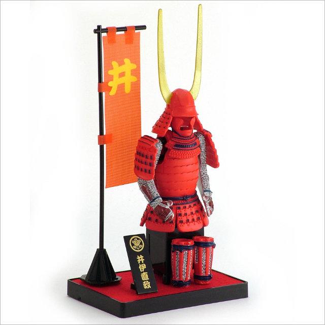 戦国武将フィギュア Bタイプ -井伊直政 -ARMOR SERIES-