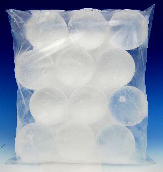 新氷マルボーズ、アイスボール 60mm12玉入り