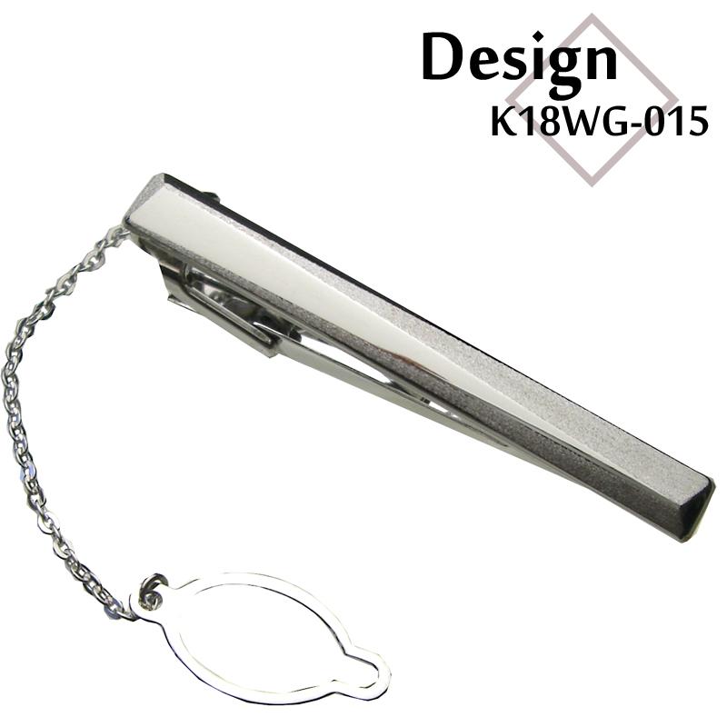 K18WG-015ネクタイピン