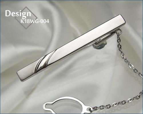 K18WG-004ネクタイピン