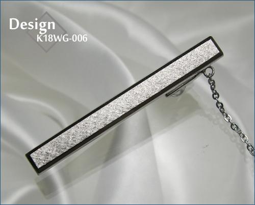 K18WG-006ネクタイピン
