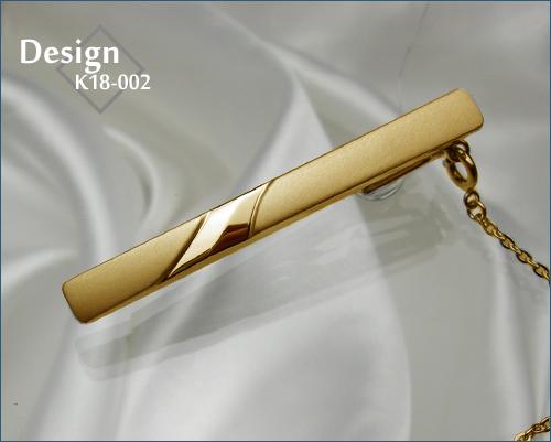 K18-002ネクタイピン