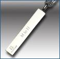K18WG-002CPネックレス