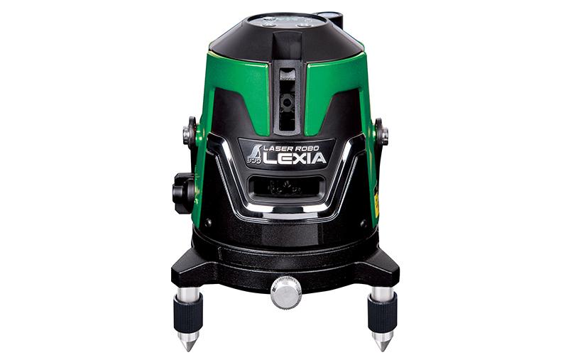 レーザーロボ  LEXIA  21  グリーン
