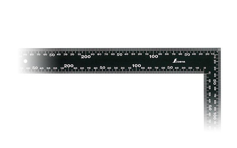 フラットスコヤ  黒色  30×20�  白目盛
