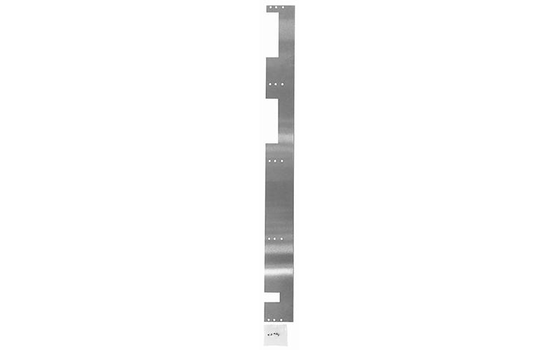 部品  補助板  エルアングル1m補助板付用