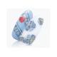 (DM便○)Sha-Nail Pro(写ネイルプロ):ネイルシールDenim Holic/デニムホリック /DHC-001