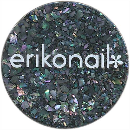 erikonail(エリコネイル):ジュエリーコレクション/シェル ブラック(ERI-195) $