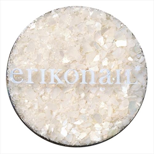 erikonail(エリコネイル):ジュエリーコレクション/シェルホワイト(ERI-138) $