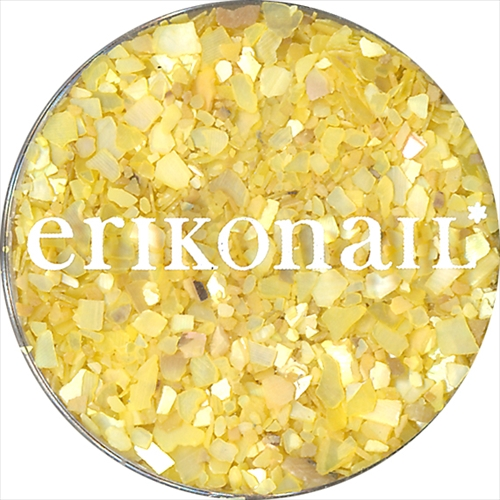 erikonail(エリコネイル):ジュエリーコレクション/シェルイエロー(ERI-142) $