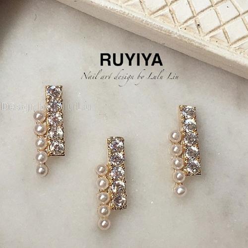 RUYIYA(ルイーヤ):ジュエリーパーツ1960 ジュエリングステー(3個)