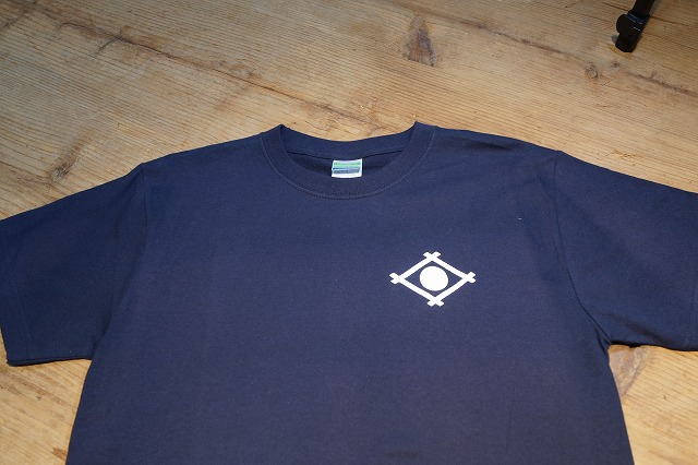 塩屋特製Tシャツ 紺色