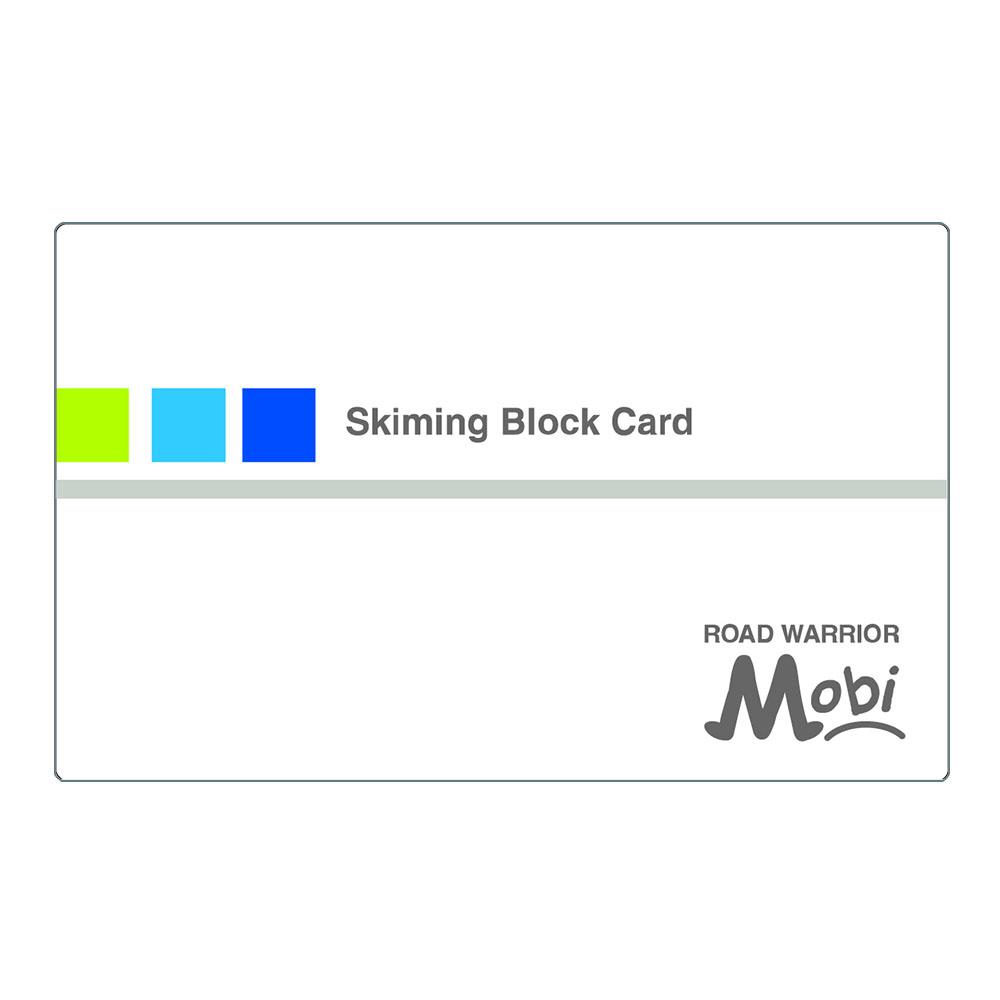 MB06 スキミングブロック非接触ICカード [ROAD WARRIOR]