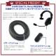 SW-TR1 密閉型片耳タイプヘッドセット [城下工業]