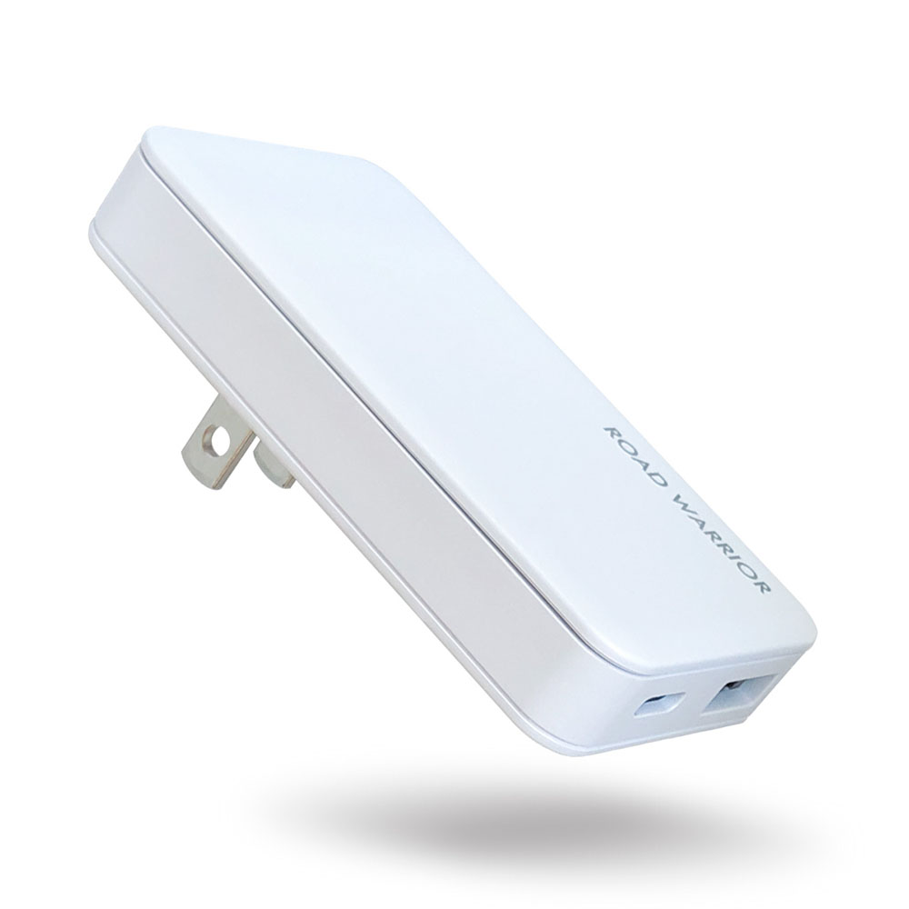RW127 国内海外対応 USB-C PDQC超速充電器 [ROAD WARRIOR]