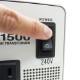 PAL-1500IP  海外用 1500W 変圧器  ダウントランス [スワロー電機]