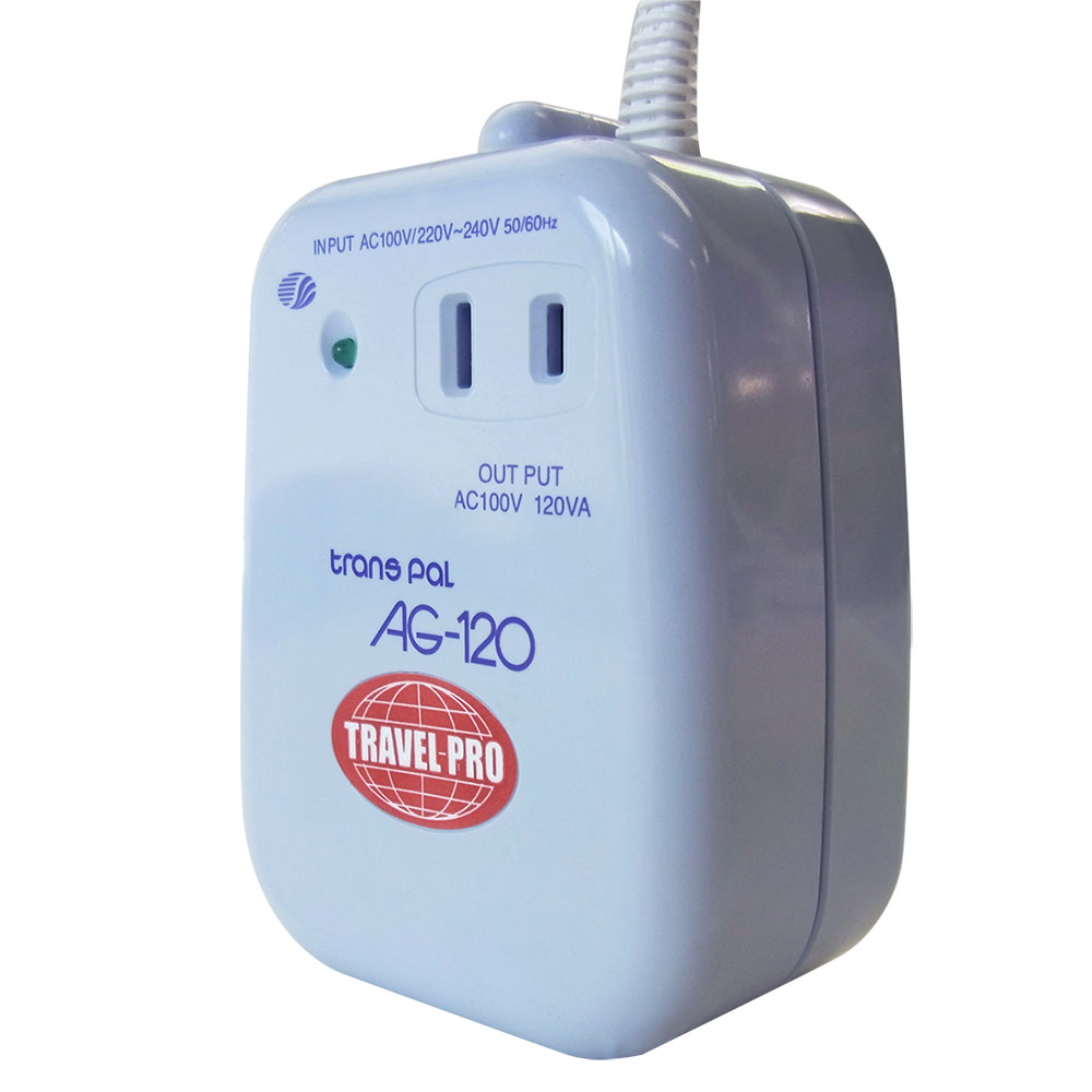 AG-120 海外国内用 120W 変圧器  アップダウントランス [スワロー電機]