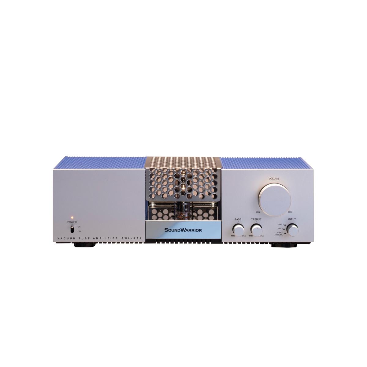 SWL-A1SET1 真空管アンプ&スピーカーセット[城下工業]