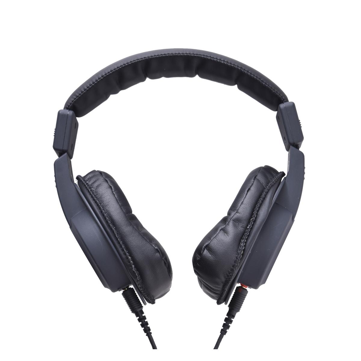 【直販ショップ限定特典付】SW-HP300-SD セミオープン型ヘッドホン [城下工業]