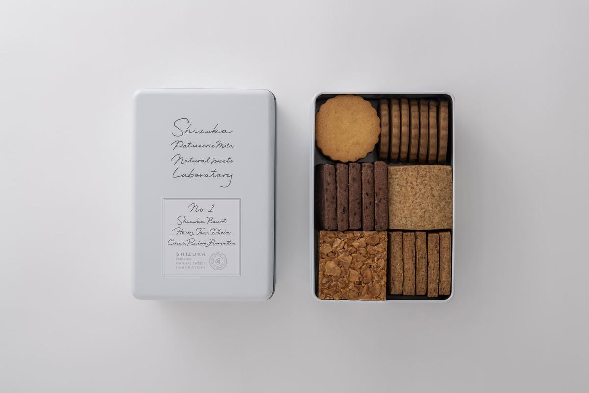 No. 1 Shizuka Biscuit
