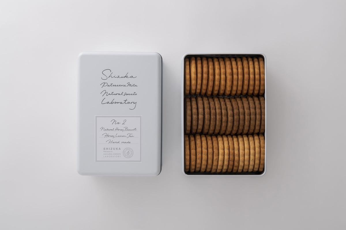 No. 2 Natural honey Biscuit