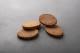 No. 9 Almond Praline Sand Biscuit