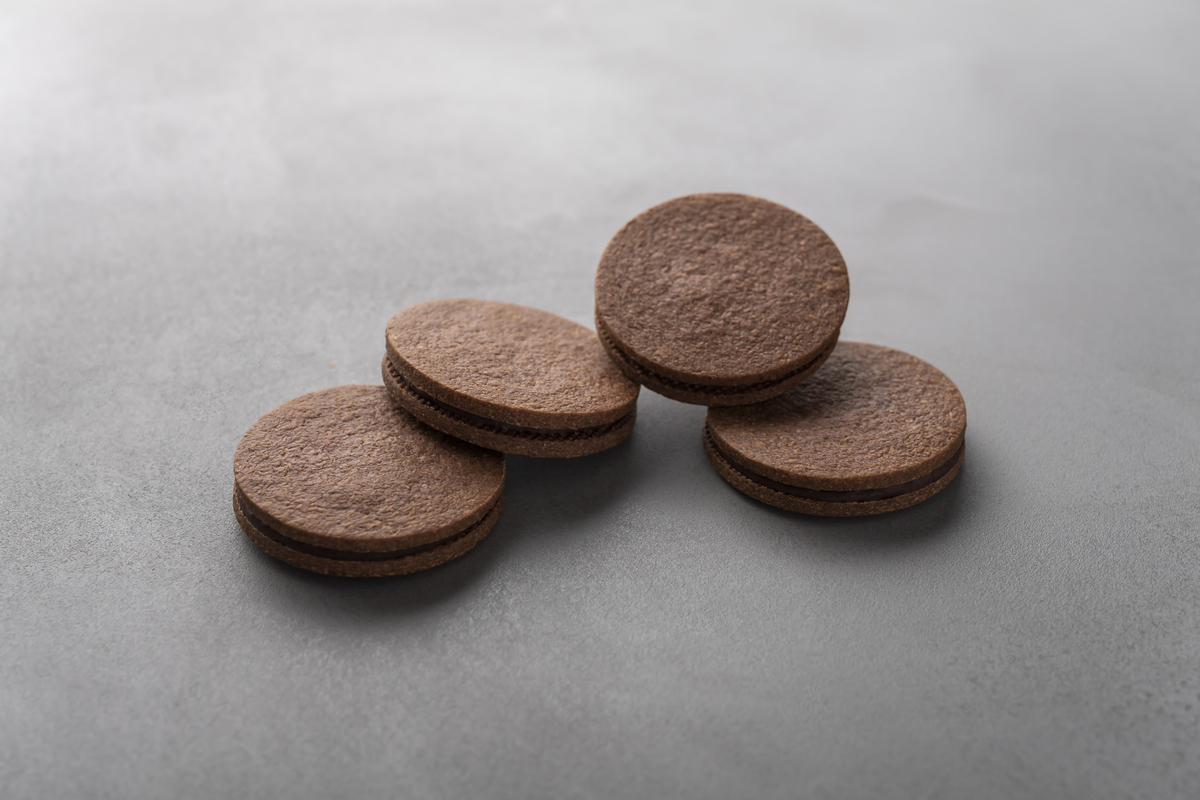 No. 11 Chocolate Sand Biscuit
