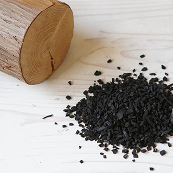 炭の利休 消臭剤 湿気取り 除湿アロマプレート オイル ギフト  ハンドメイド 和雑貨 インテリア雑貨