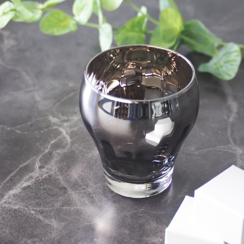 チタンジュエリーグラス カクテルグラス 宇宙開発技術 職人技術 お祝い お返し ギフト オリジナルボックス入り ガラス製 PROGRESS プログレス Royal 全2色