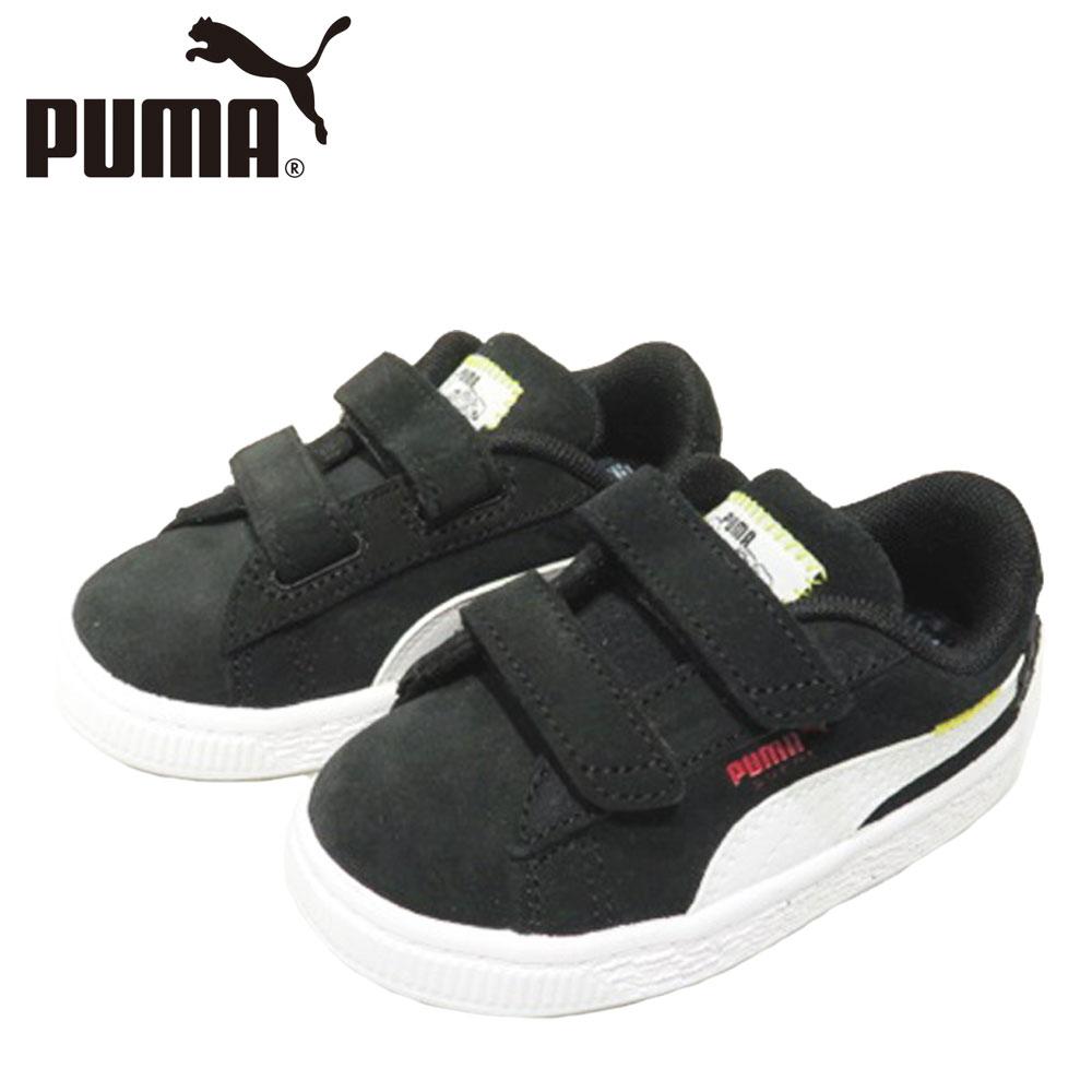 PUMA プーマ 380935 01 PEANUTS SUEDE CLASSIC XXI V INF 【子供・キッズ】