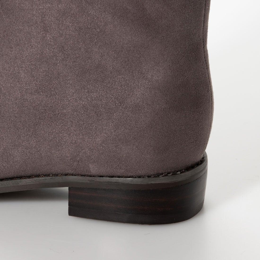 Fake Fur Short Boots [9113R]