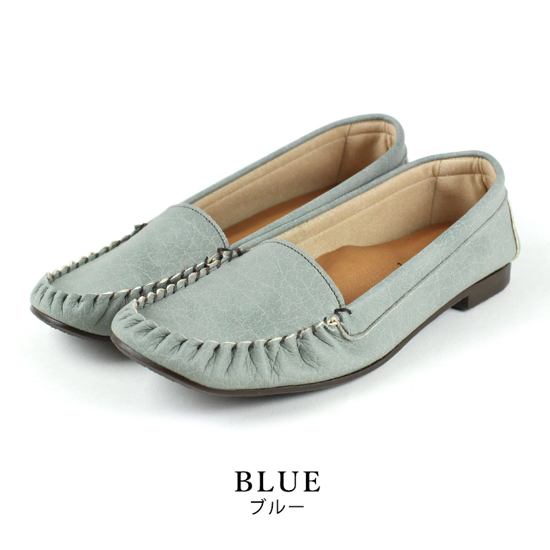 Casual Moccasin Shoes [No.420-09aw]