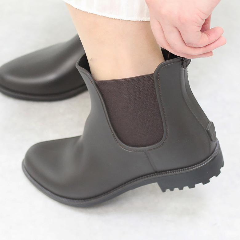 Short Rain Boots [No.18149]