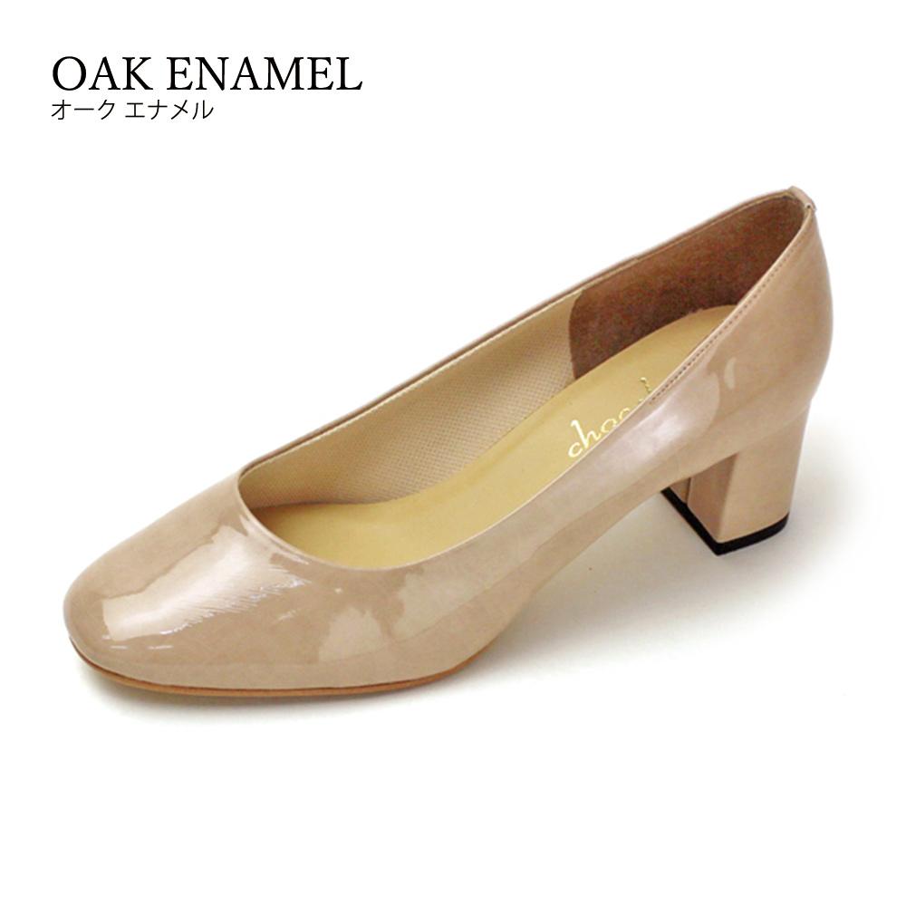 Square toe Pumps [No.10]