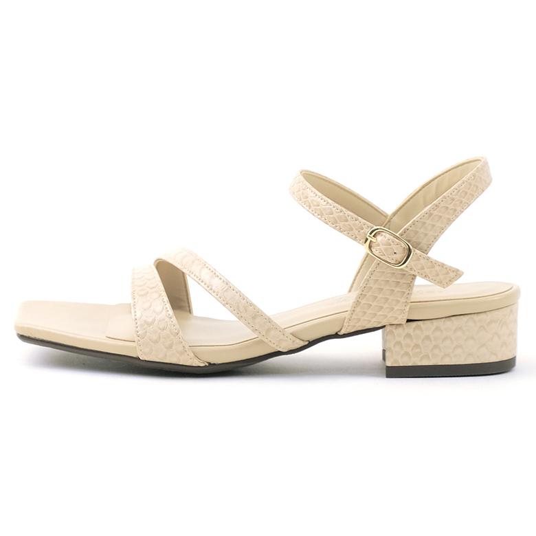 Strap Heel Sandal [No.1152]