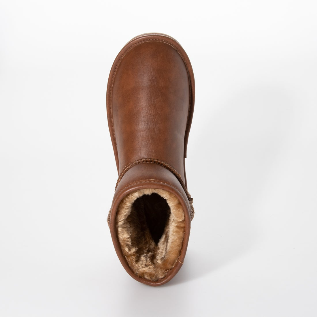 Very Short Mouton Boots [No.407382]