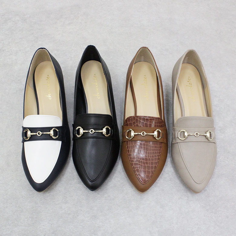 Almondtoe Bit Loafer [No.263]