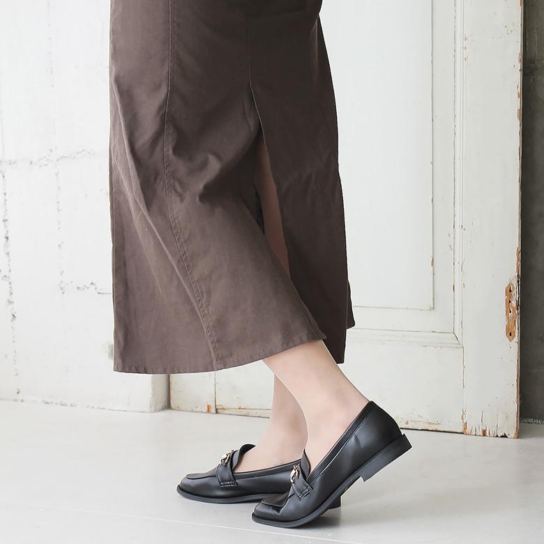Mannish Bit Loafer [No.2974]